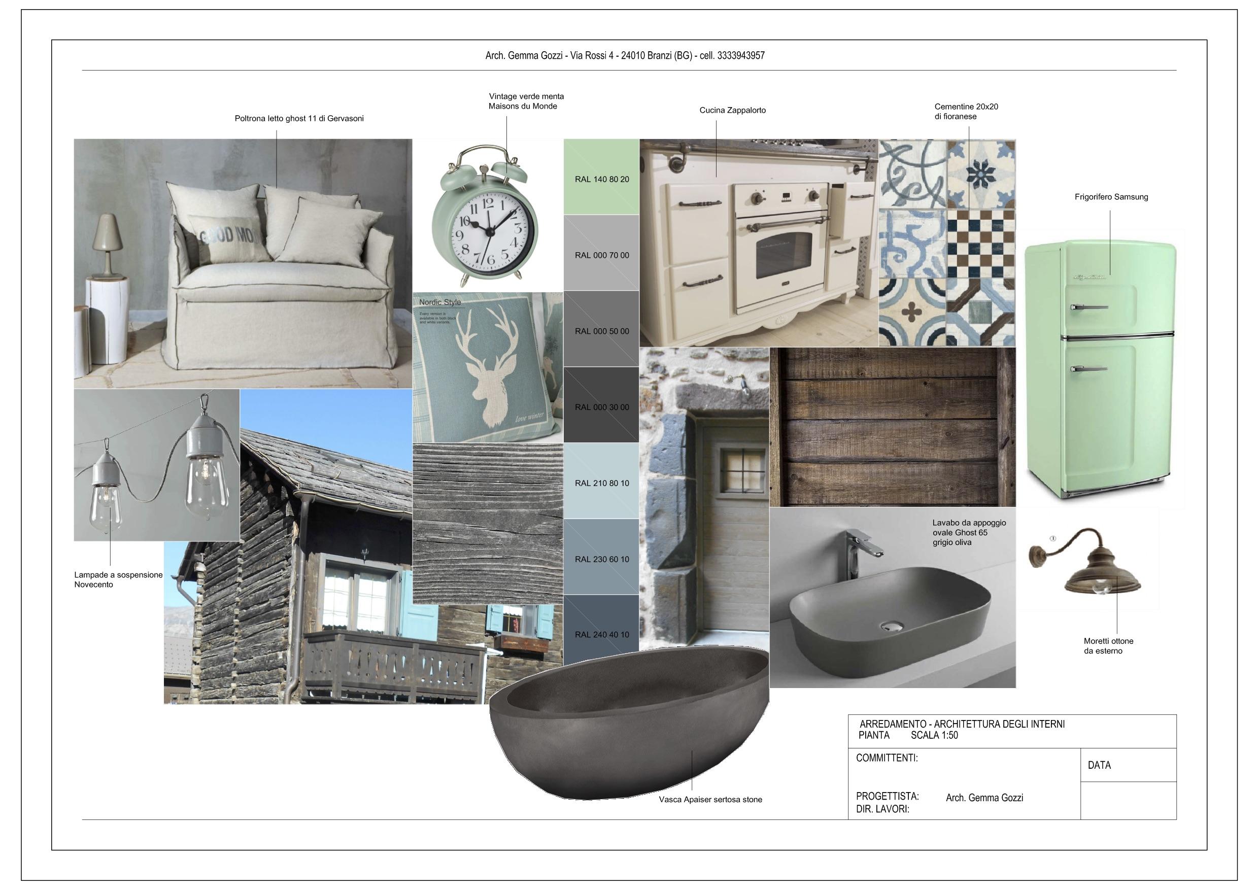 Design E Arredamento D Interni.Studio D Architettura Gozzi Interior Design E Arredi